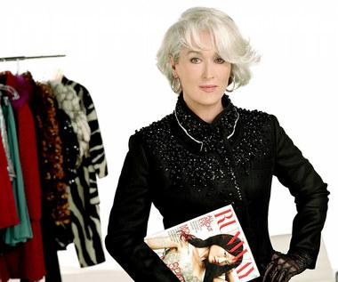 """Meryl Streep: Grając w filmie """"Diabeł ubiera się u Prady"""", czuła się nieszczęśliwa"""