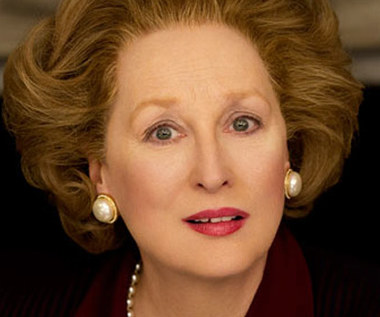 Meryl Streep jako Żelazna Dama