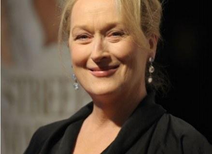 Meryl Streep jest wdzięczna za to, że żyję i wciąż gra /Getty Images/Flash Press Media