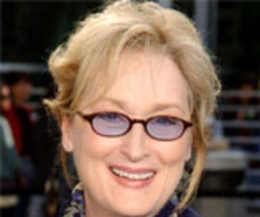 Meryl Streep ubiera się u Prady