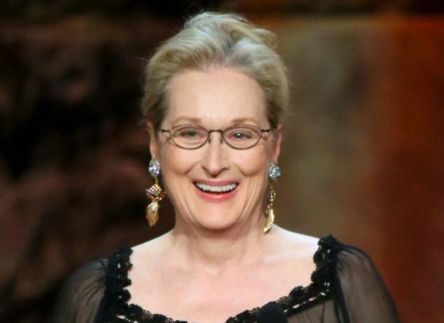 Meryl Streep usłyszała od Obamy niezwykłe wyznanie /Getty Images