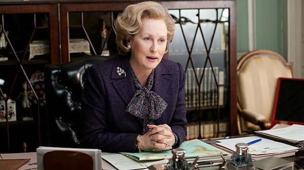 """Meryl Streep w filmie """"Żelazna dama"""" /materiały dystrybutora"""