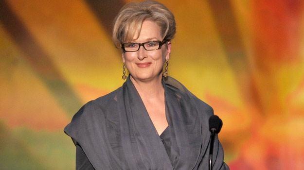 Meryl Streep za swą rolę ma w tym roku szansę na Oscara /AFP