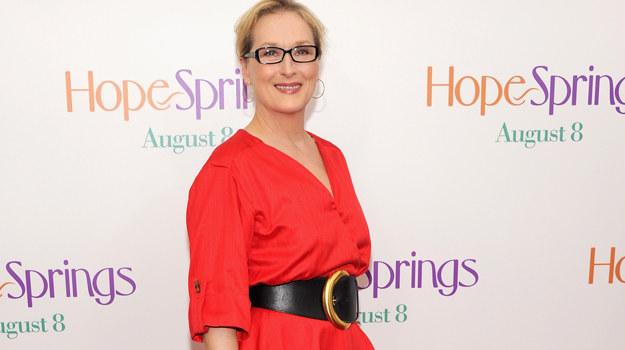 Meryl Streep /fot  /AFP