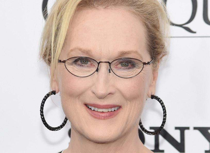 Meryl Streep /Getty Images