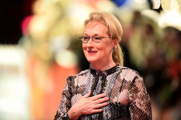 Meryl Streep /GREGOR FISCHER /PAP/EPA