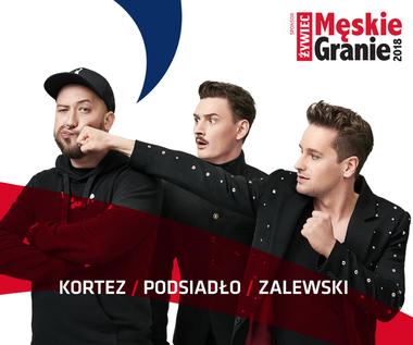 """Męskie Granie 2018: Krzysztof Zalewski, Dawid Podsiadło i Kortez prezentują """"Początek"""""""