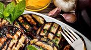 Męskie grillowanie: Cukinia i bakłażan w tahini
