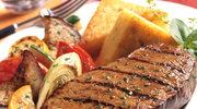 Męskie grillowanie: Stek marynowany w alkoholu