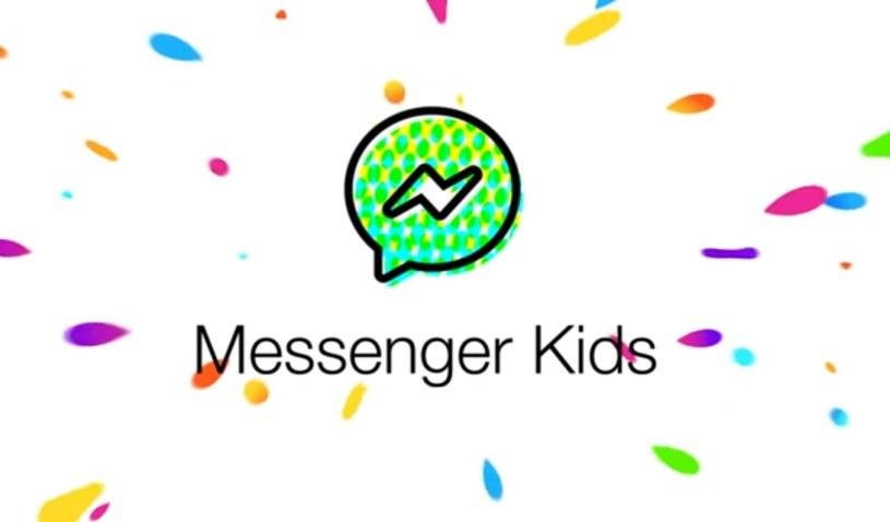 Messenger Kids /materiały prasowe