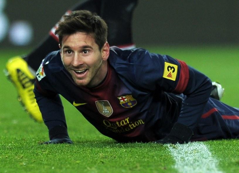 Messi ma powody do zadowolenia. Dostanie sporą podwyżkę. /AFP
