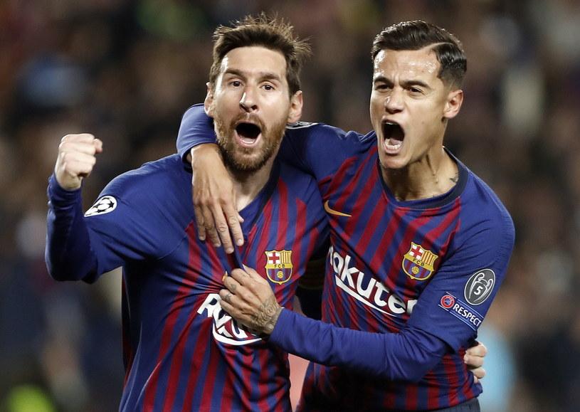 Messi strzela, Barcelona świętuje /AFP