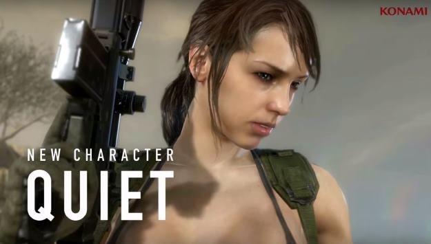 Metal Gear Online /materiały prasowe