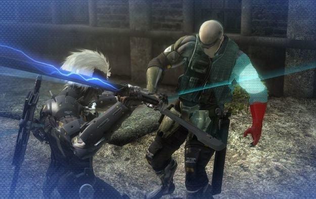 Metal Gear Rising: Revengeance /materiały prasowe