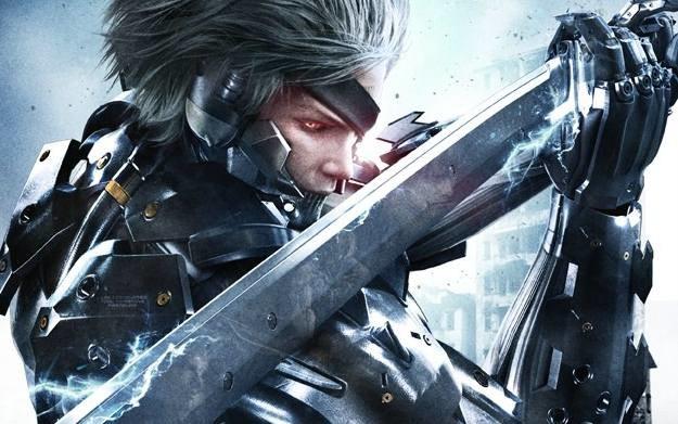 Metal Gear Rising /materiały prasowe