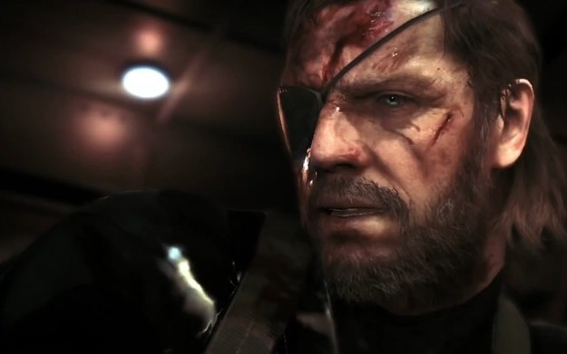 Metal Gear Solid V: The Phantom Pain /materiały prasowe
