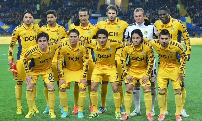 Metalist Charków w 1/16 finału Ligi Europejskiej zmierzy się z Newcastle United /AFP