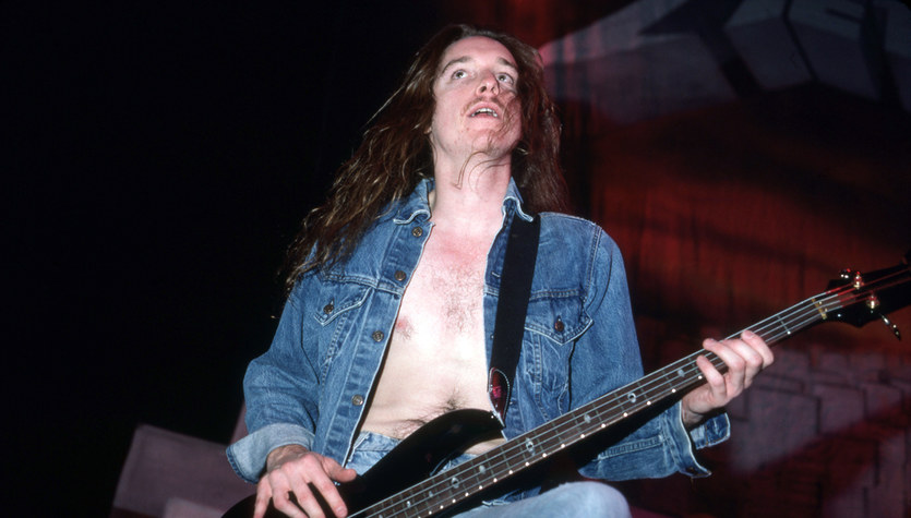 Metallica: 35 lat od śmierci Cliffa Burtona
