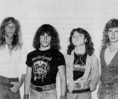 Metallica po raz pierwszy: było nerwowo