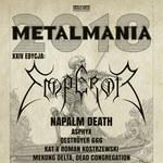 Metalmania 2018: Informacje praktyczne (rozpiska, bilety, wystawy, goście specjalni)