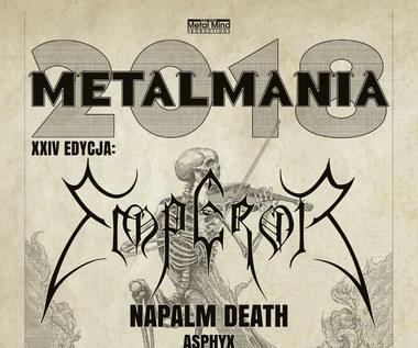 Metalmania 2018: Szczegółowy plan festiwalu