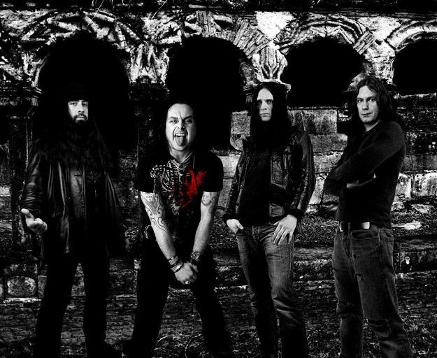 Metalowa supergrupa Temple Of The Black Moon /Oficjalna strona zespołu