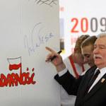 Metalowcy bronią Wałęsy