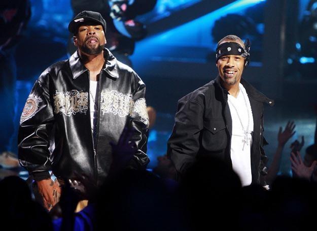 Method Man i Redman razem - fot. Stephen Lovekin /Getty Images/Flash Press Media