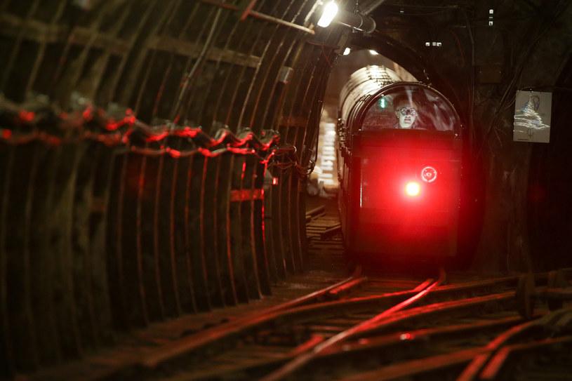 Metro może być niebezpieczne /AFP