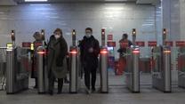 Metro w Moskwie: Będą skanować twarze pasażerów. Celem usprawnienie systemu płatności
