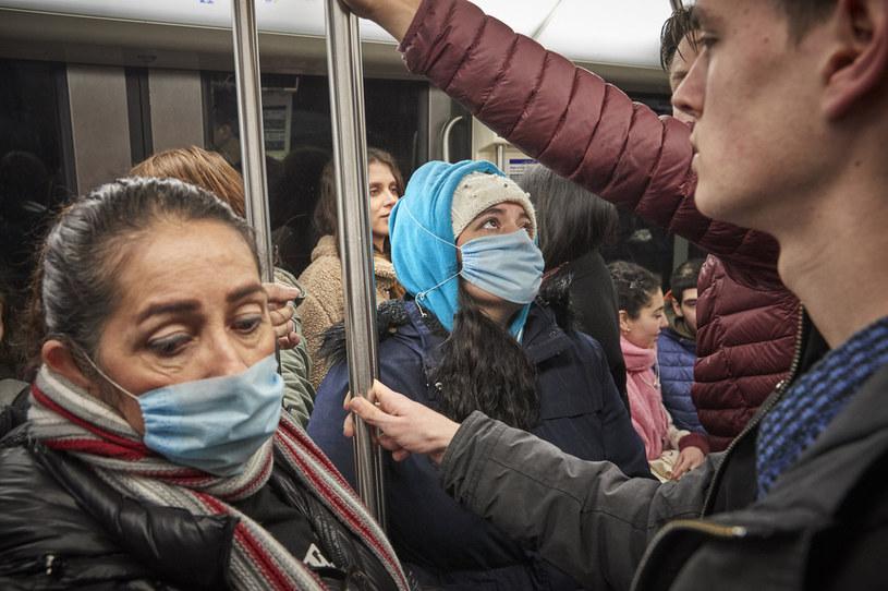 Metro w Paryżu /Kiran Ridley  /Getty Images