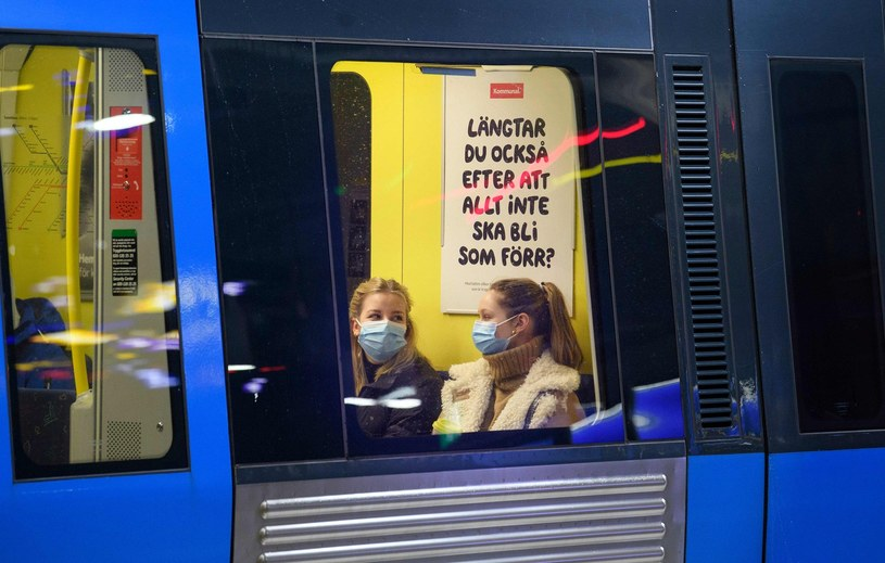 Metro w Sztokholmie / Jessica Gow / TT News Agency /East News