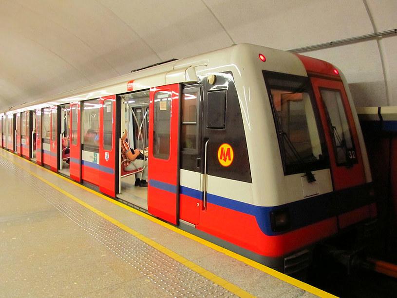 Metro w Warszawie /Flickr/Janusz Jakubowski /Archiwum