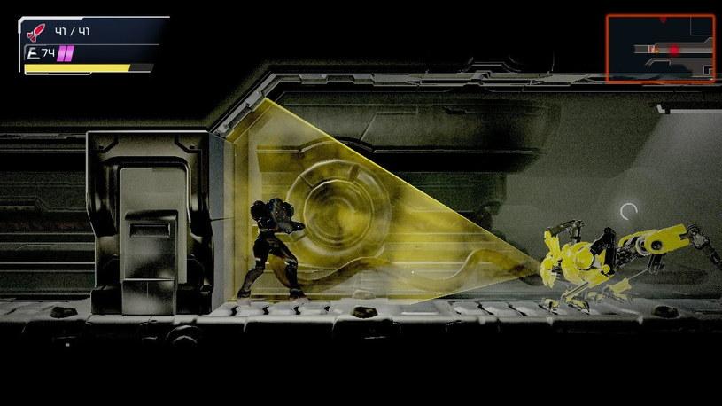 Metroid Dread /materiały prasowe