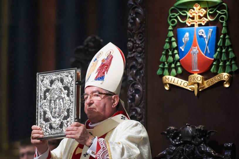 Metropolita gdański, arcybiskup Sławoj Leszek Głódź /Adam Warżawa /PAP