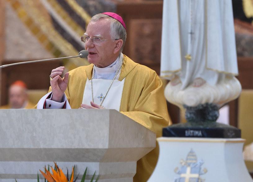 Metropolita krakowski abp Marek Jędraszewski /Jacek Bednarczyk /PAP