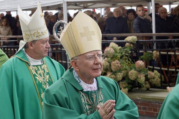 Metropolita krakowski apb Marek Jędraszewski /Waldemar Deska /PAP