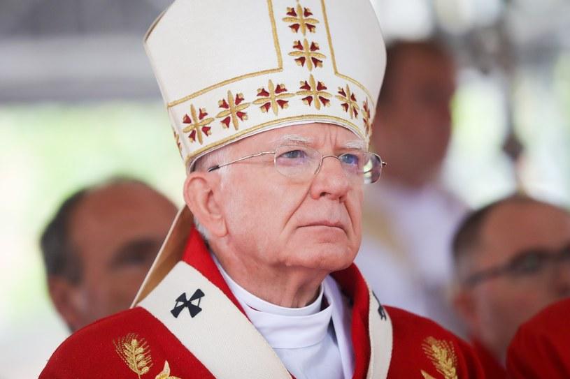 Metropolita krakowski arcybiskup Marek Jędraszewski /Beata Zawrzel/REPORTER /Reporter