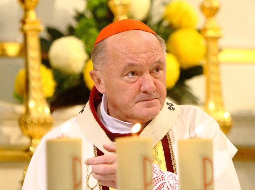 Metropolita warszawski kard. Kazimierz Nycz. /Stanisław Kowalczuk /East News