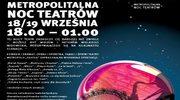 Metropolitalna Noc Teatrów na Śląsku