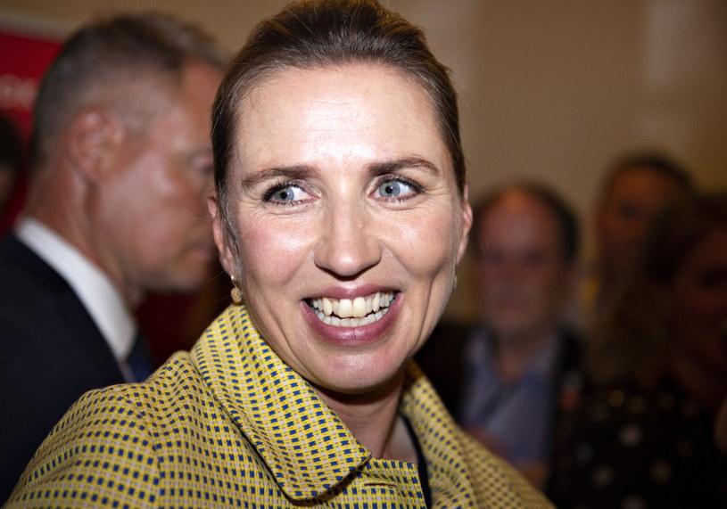 Mette Frederiksen może zostać nowym premierem Danii /LISELOTTE SABROE    /PAP/EPA