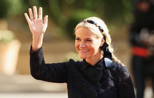 Mette-Marit /- /Getty Images