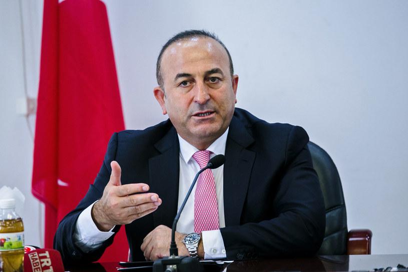 Mevlut Cavusoglu /AFP