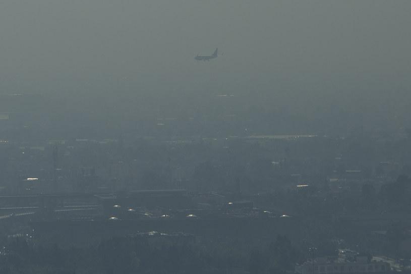Mexico City to jedno z najbardziej zanieczyszczonych miast świata /Miguel Tovar/LatinContent /Getty Images