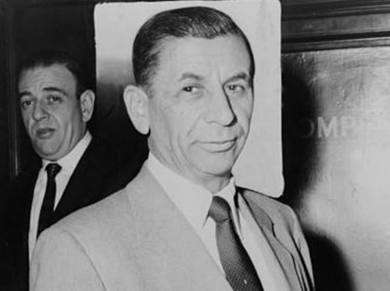 Meyer Lansky, twórca pierwszej wielkiej mafii żydowskiej /Wikimedia Commons /materiały prasowe