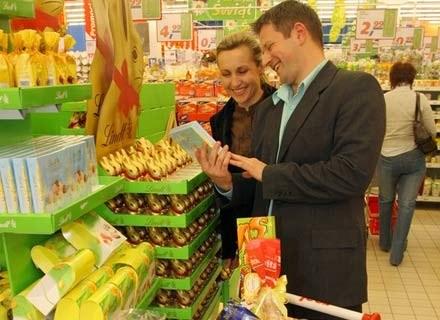Mężczyzna idealny lubi robić z żoną zakupy/fot. Mariusz Grzelak /Agencja SE/East News