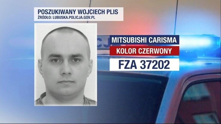 Mężczyzna jest poszukiwany przez policję. Może mieć związek z zabójstwem swojej 25-letniej partnerki /Polsat News
