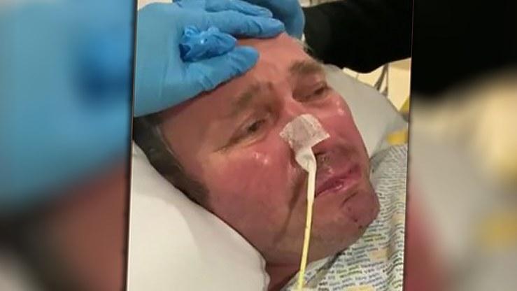 Mężczyzna jest w śpiączce i został odłączony od pokarmu oraz wody /archiwum prywatne