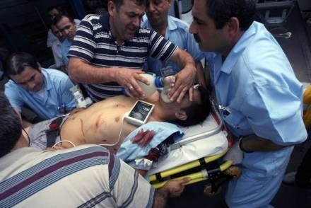 Mężczyzna jest w stanie śpiączki /AFP