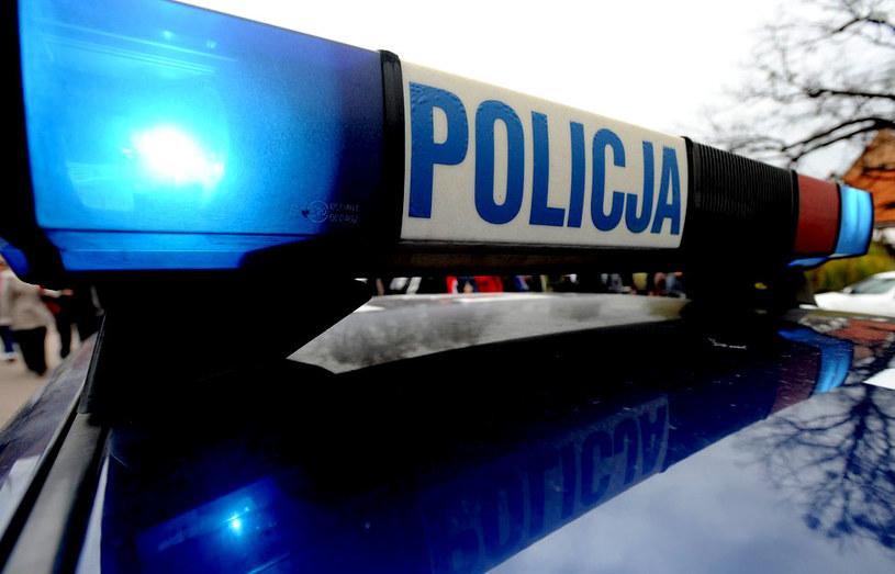 Mężczyzna który zaatakował młodą kobietę został zatrzymany przez policję. /Wojciech Stróżyk /Reporter